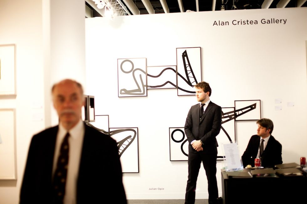 Highlights from the 14th Annual Armory Show