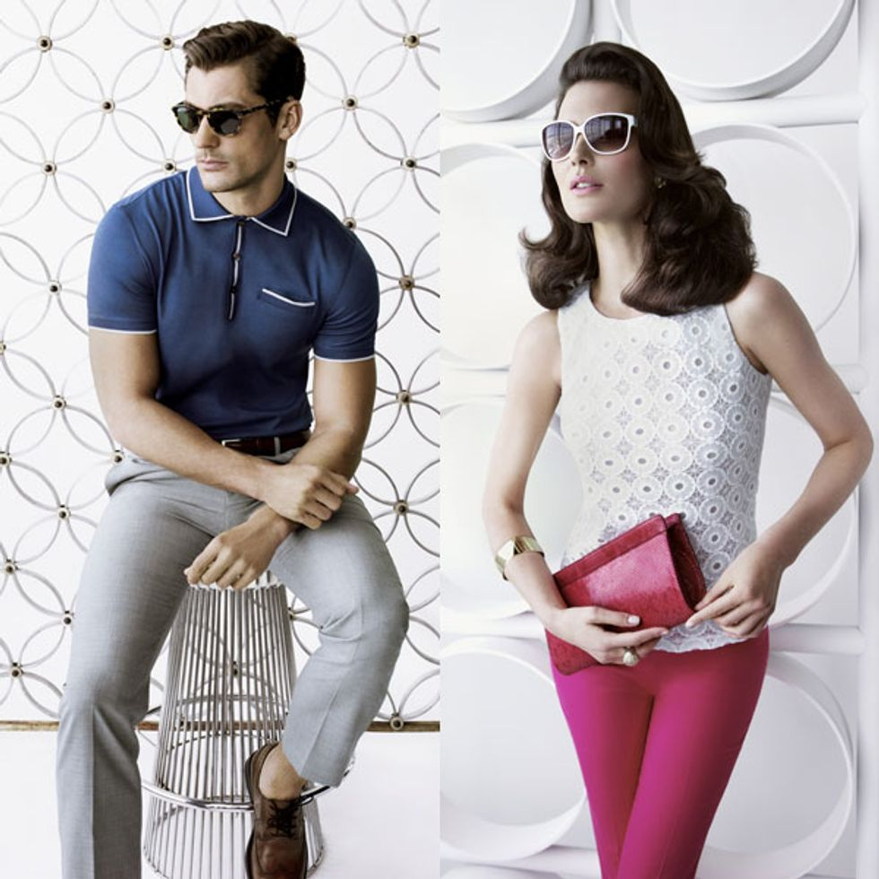 Win Select Items from Banana Republic's Mad Men Spring 2012 Collection!