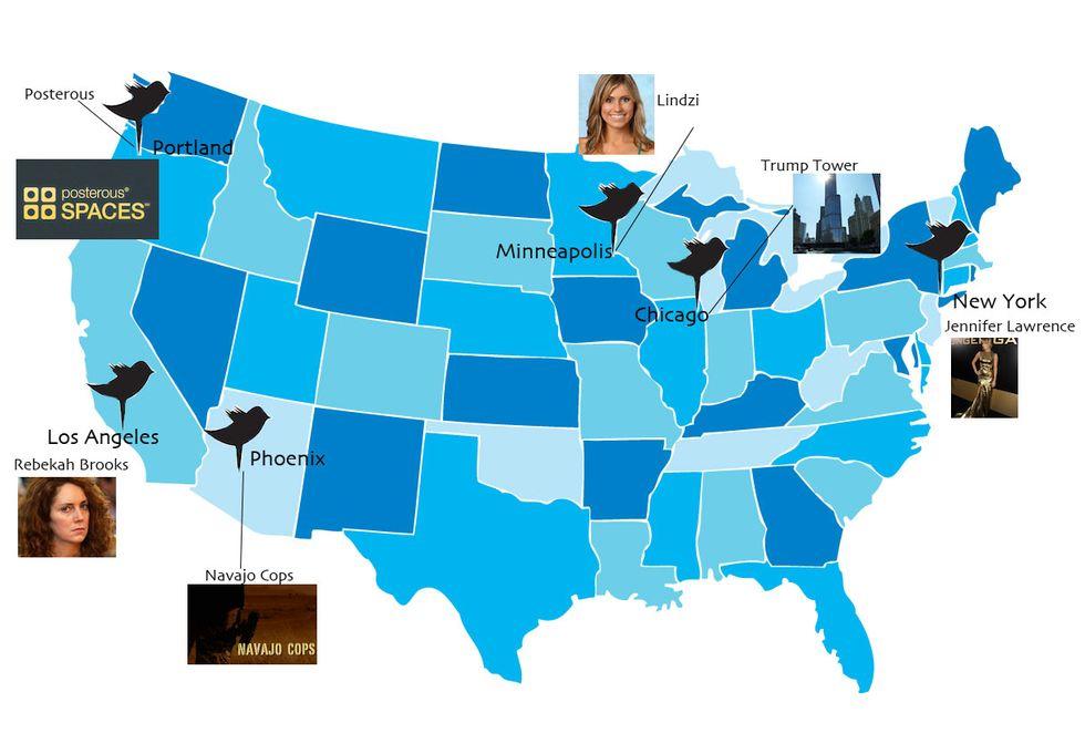 Trend Watch: Rebekah Brooks, Navajo Cops , Jennifer Lawrence
