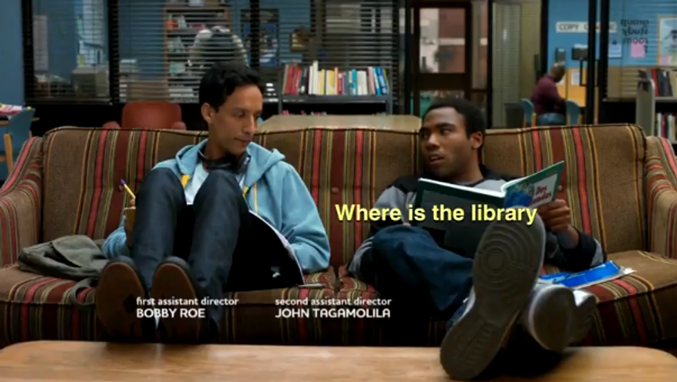 Community's Back! Our Eight Favorite Clips From the Wonderfully Weird Show