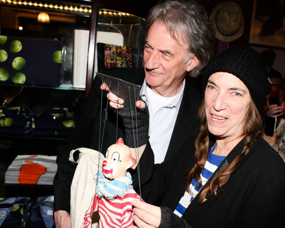 Paul Smith Rings In 25 Years in NYC With Patti Smith, Grace Coddington + Apples Galore