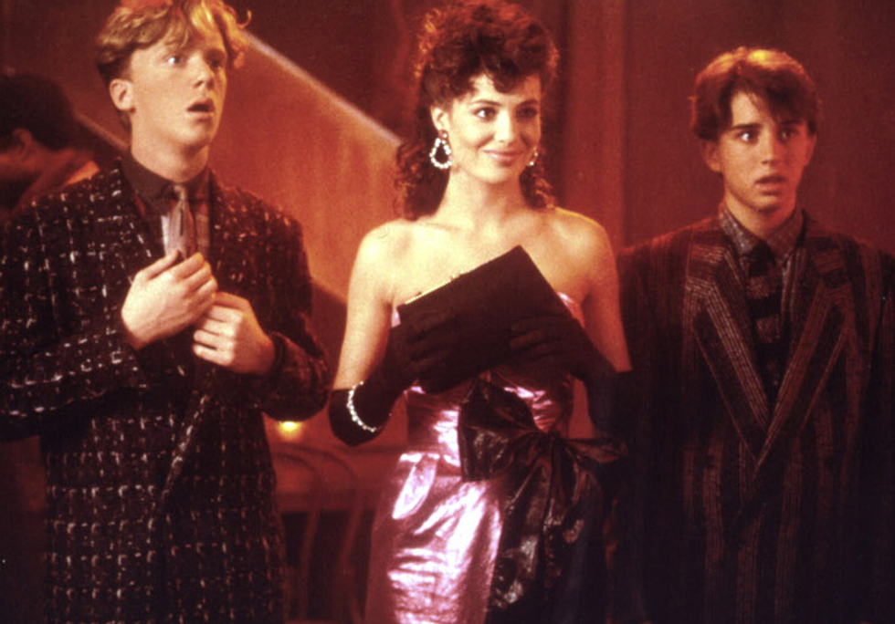 PAPERMAG Casts '80s Movie Remakes