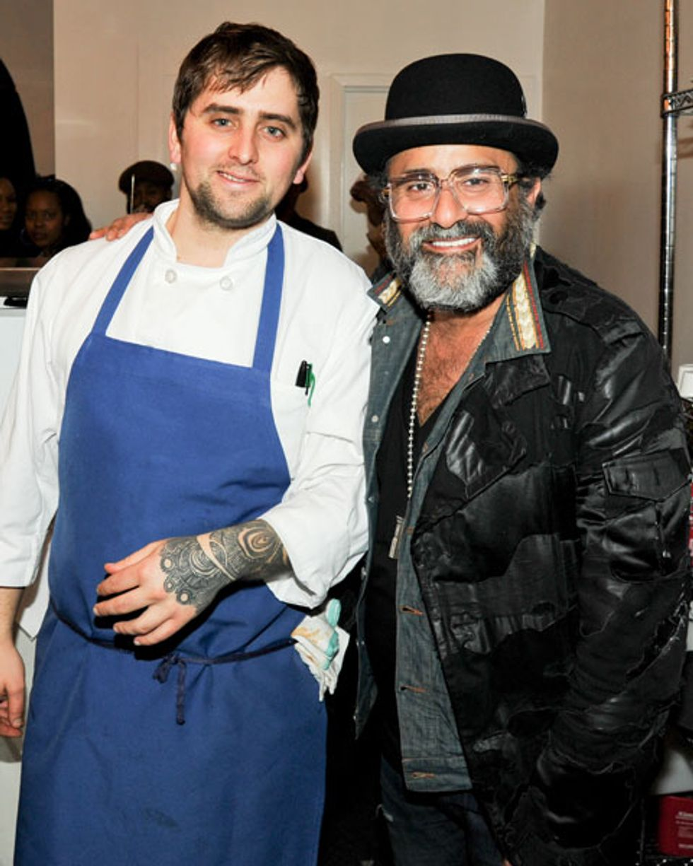 Maimonide of Brooklyn Chef Neal Harden on Vegan Food For Carnivores