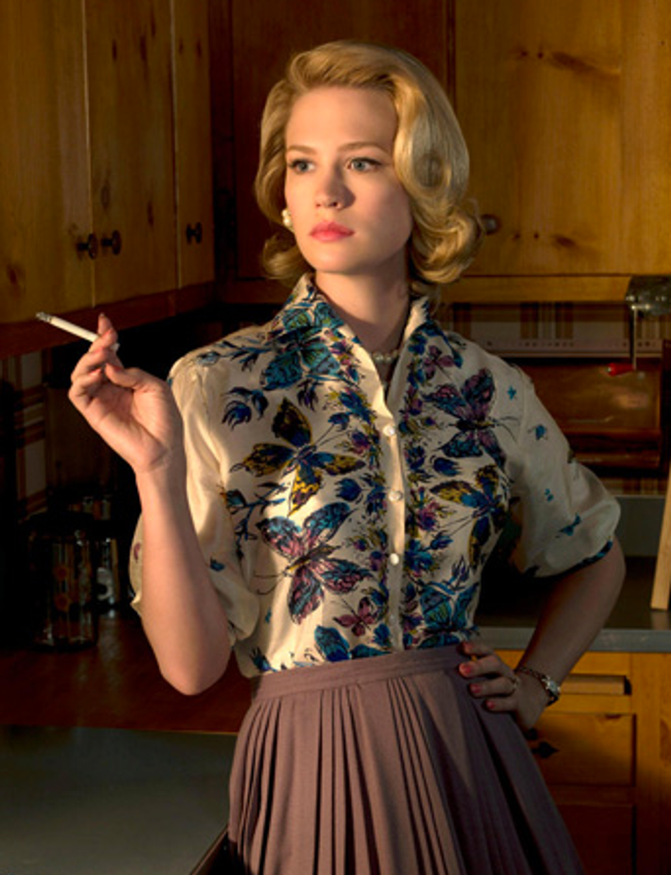 Before They Were Mad Men: January Jones