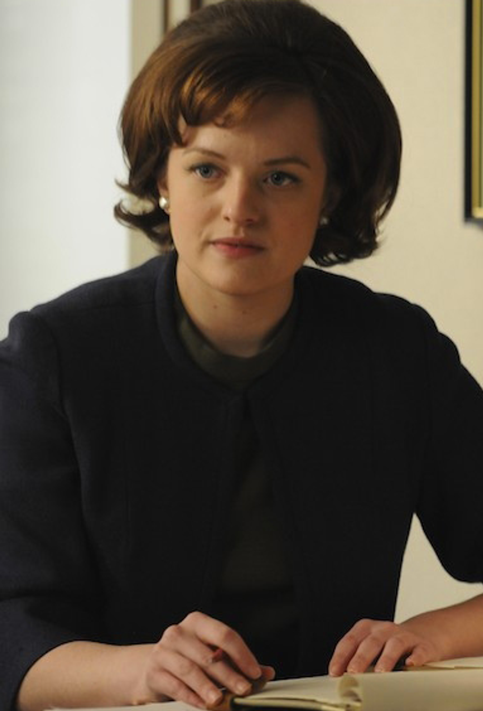 Before They Were Mad Men: Elisabeth Moss