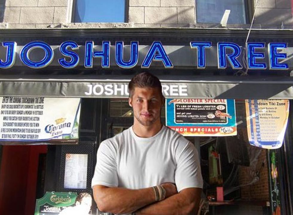 So Tim Tebow's Likely Moving to NYC...Here's Where He Should Go