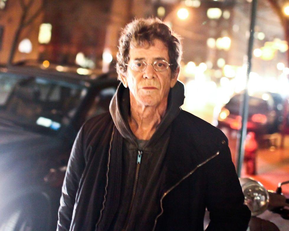 "Lou Reed, Jamie Burke + More Fete Mick Rock's ""Legends Series"""