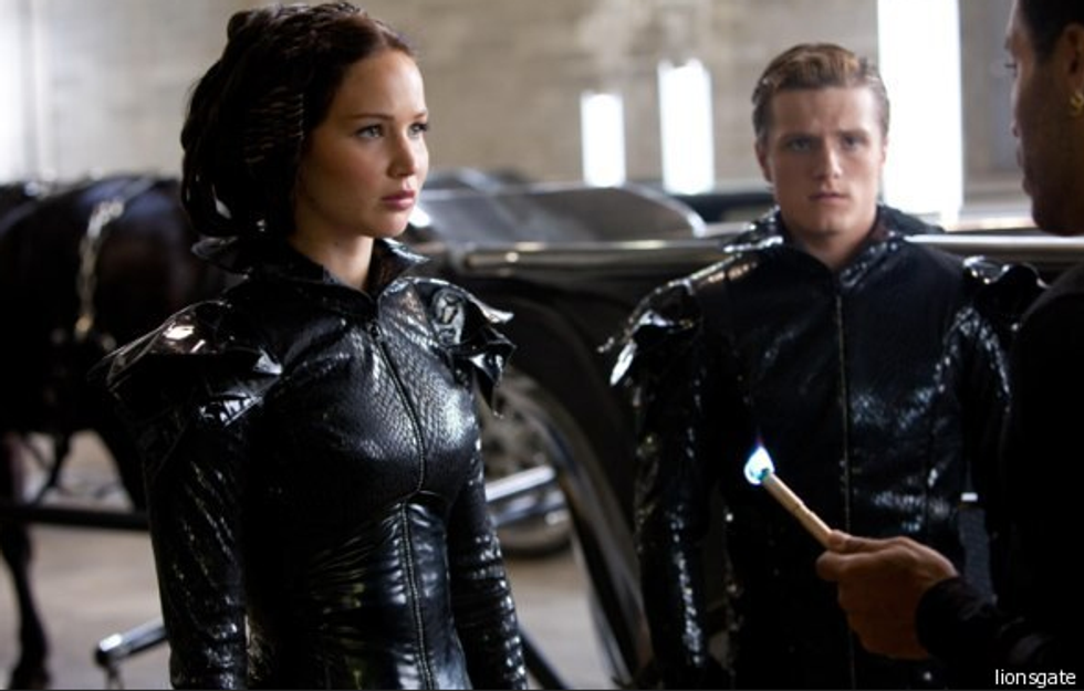 The Hunger Games: The Reviews Are In!