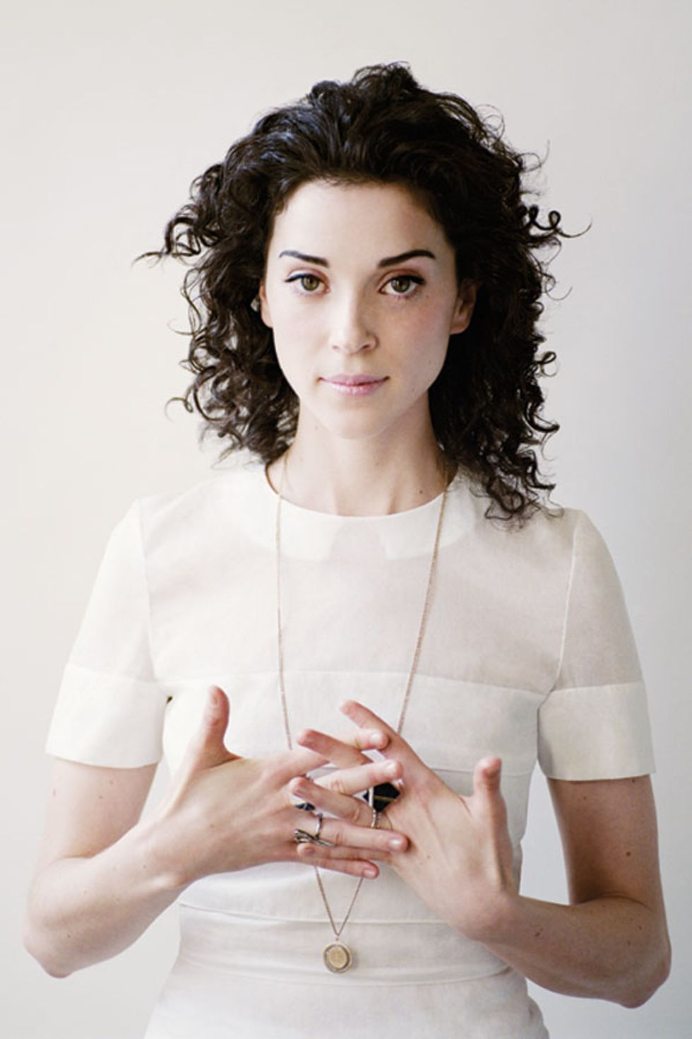 Being St. Vincent