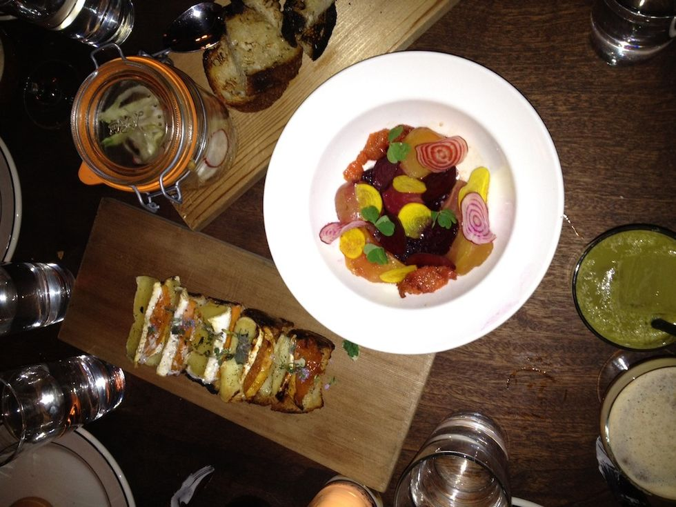 Paper Takes a Dinner Field Trip to Nordic Hotspot ACME