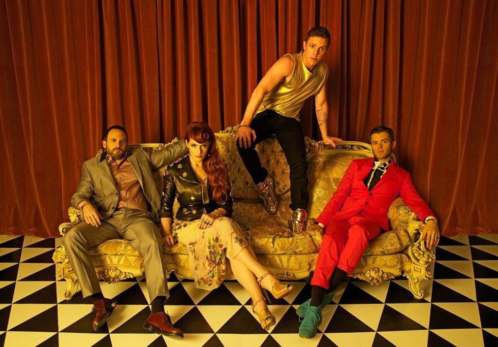 Scissor Sisters Tickets Go On Sale Friday!