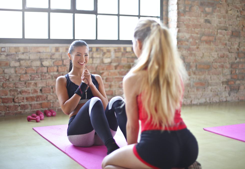 3 Reasons Why You Need a Workout Buddy
