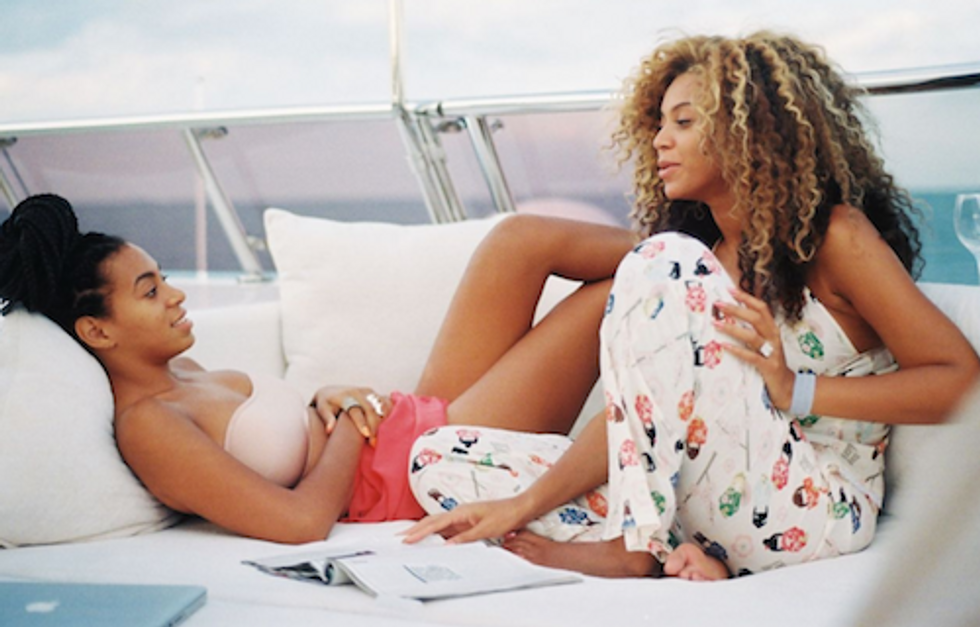 Beyoncé's New Tumblr Reveals a Glimpse Into Her Private World