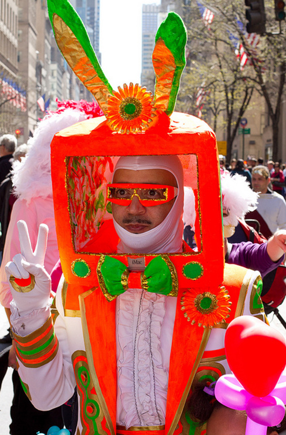 25 Most Outrageous Bonnets From New York's Easter Parade