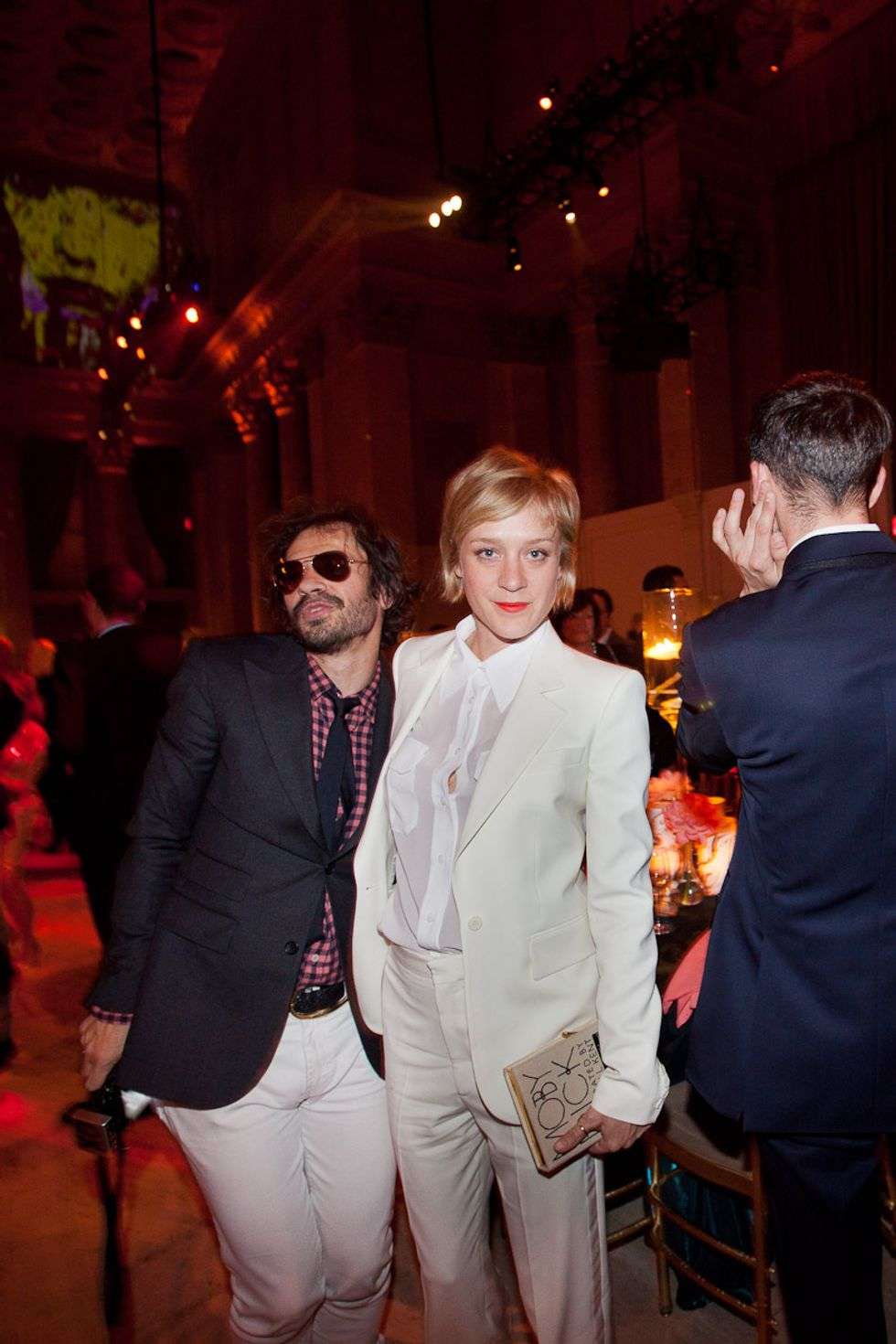 Scenes from the New Museum's 35th Anniversary Gala at Cipriani