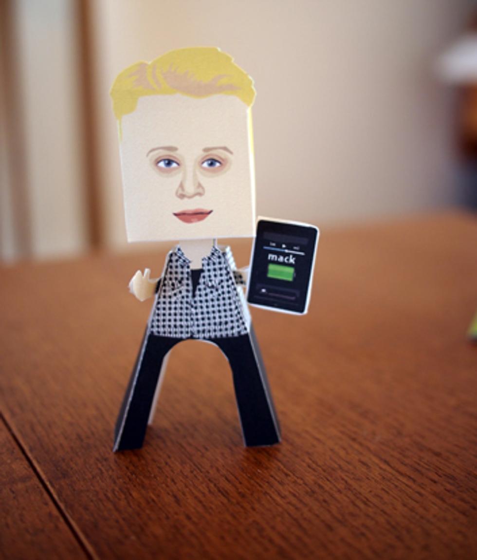 Uh, Hey, Wanna Dance With Macaulay Culkin and His iPod Tonight?
