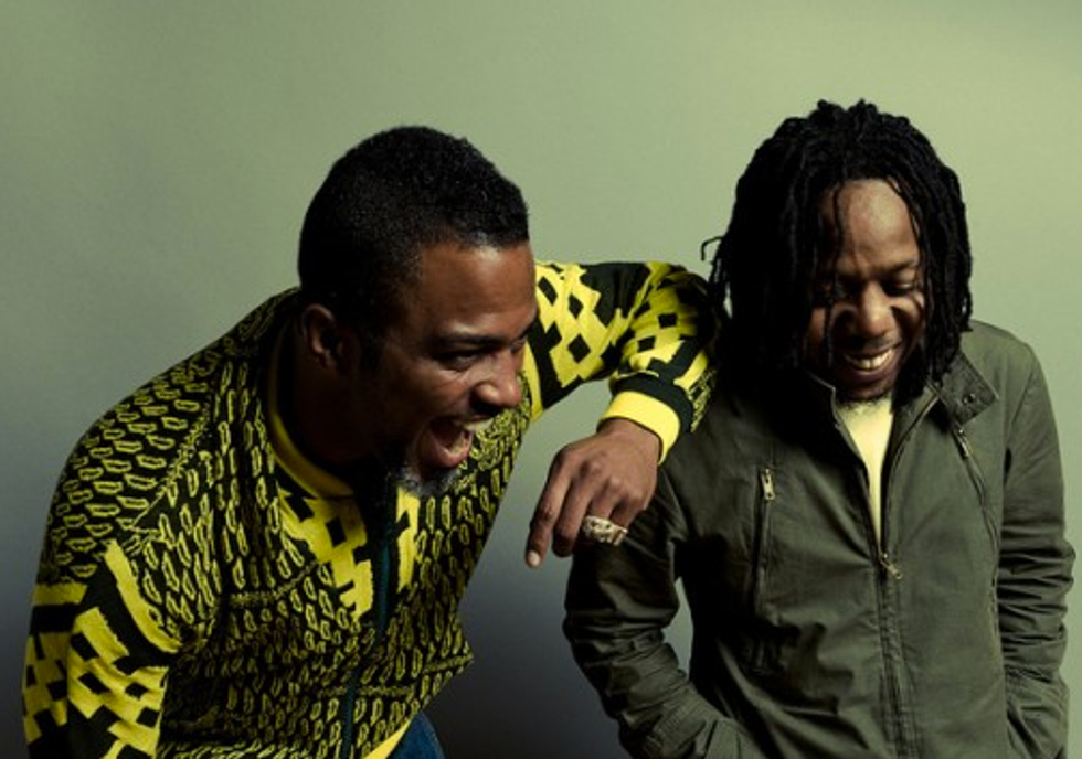 Tips For Today: Shabazz Palaces + Largehearted Lit + Dom