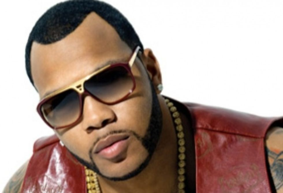 "Flo Rida Appeases Australia... With His ""Whistle"""