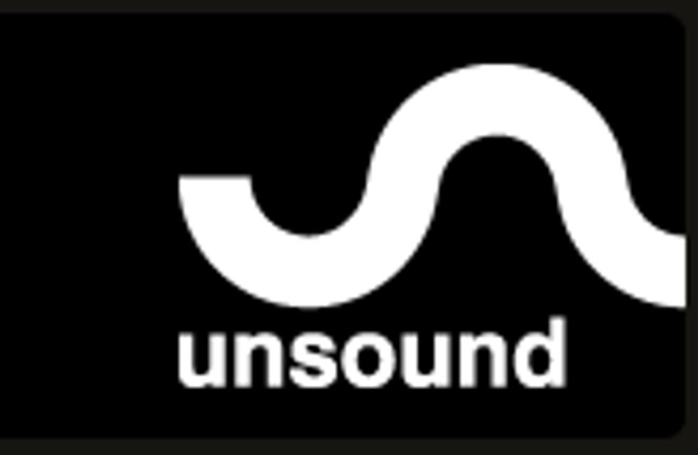 Avant Garde Music Festival UNSOUND Kicks Off Tomorrow