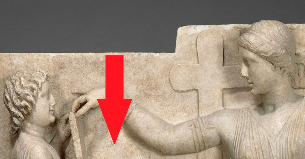 Is This Ancient Greek Statue Proof That Time Travelers Exist?