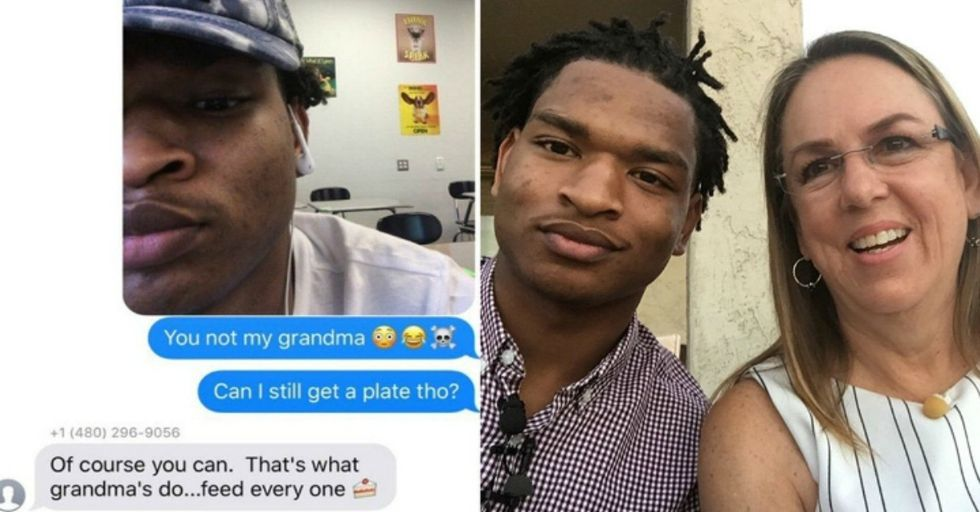 Grandma's Wrong Number Thanksgiving Invitation Had the Best Possible Ending