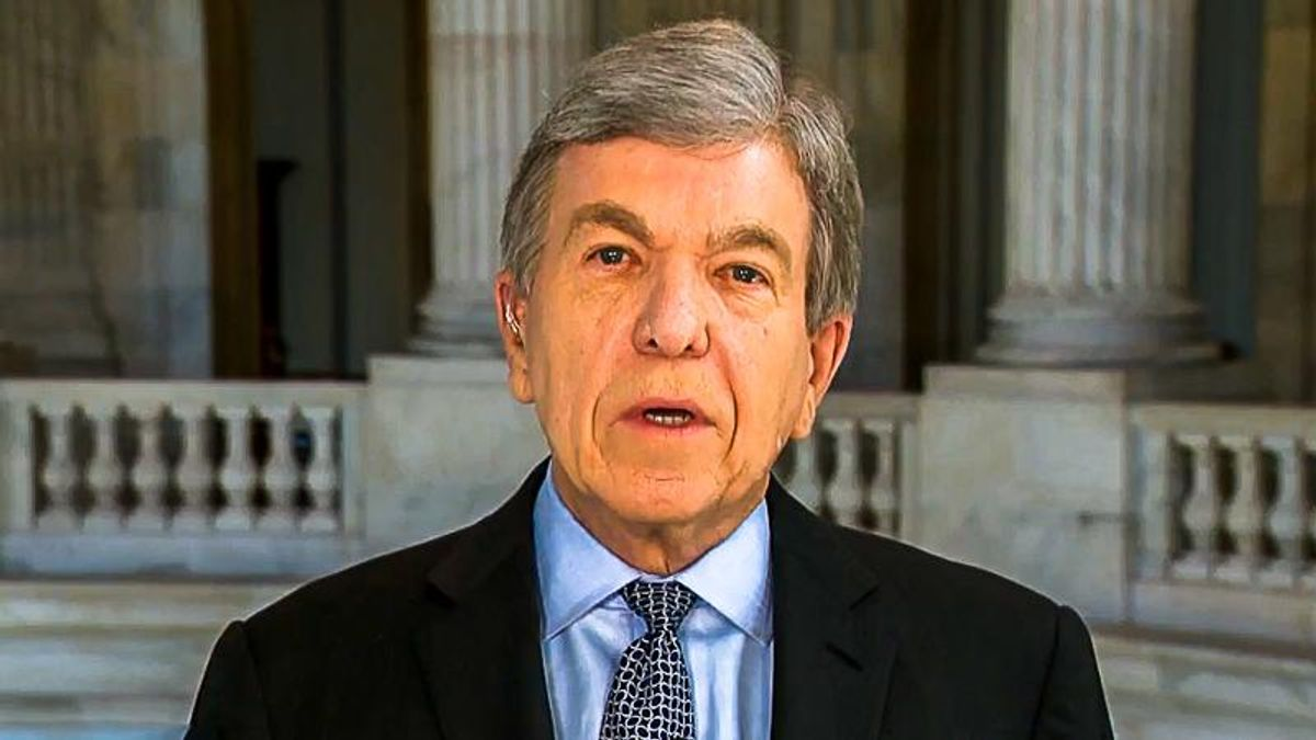 Roy Blunt on Trump riot: 'The president touched the hot stove on Wednesday and is unlikely to touch it again'