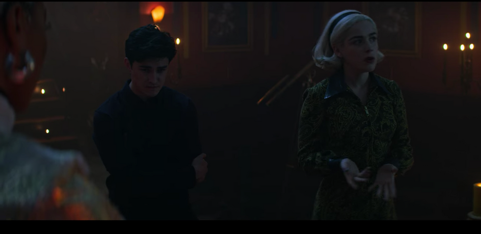 The New Season Of 'Chilling Adventures Of Sabrina' Has Been One Of Its Darkest And Most Action-Packed Yet