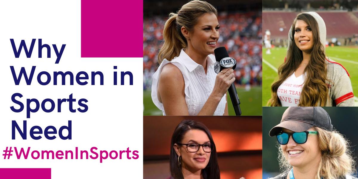 Why Women In Sports Need #WomenInSports