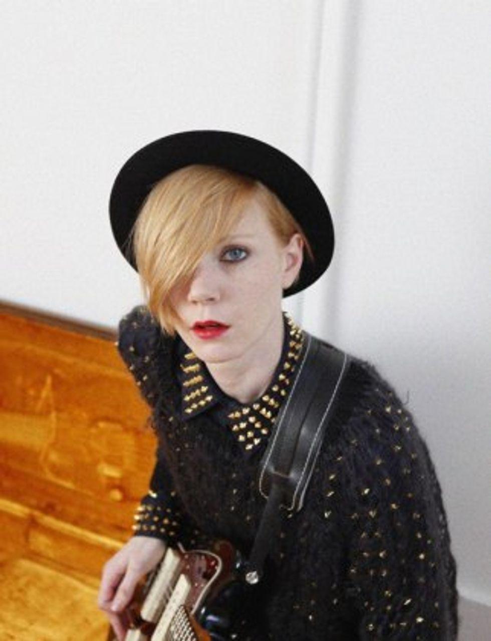 "Tips for Today: Lissy Trullie + Slavoj Zizek + ""We Buy Gold"""