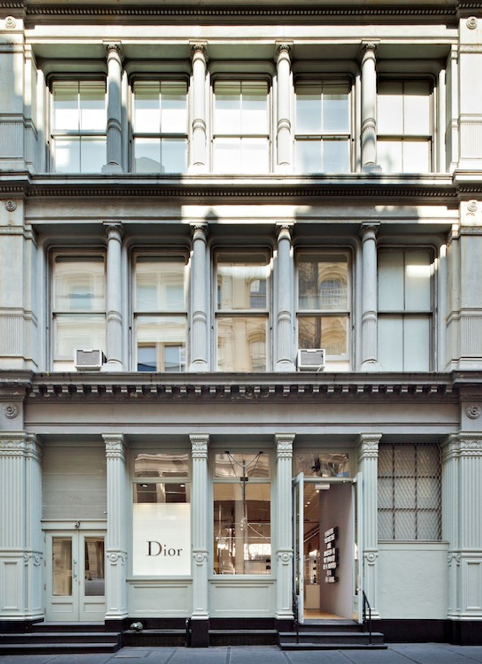 Dior Does Downtown