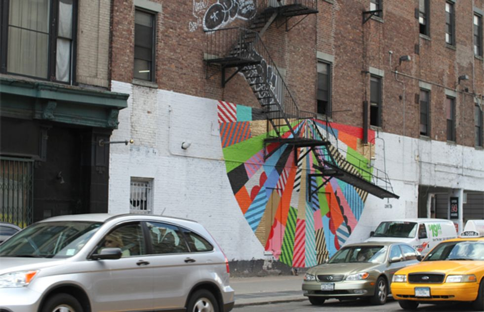 """New York City Will Soon Be Tagged With """"Sound Graffiti"""""""