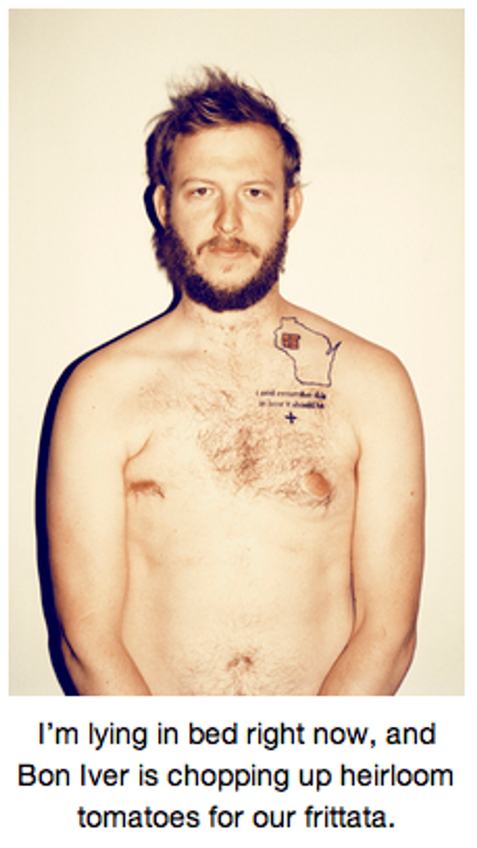 The Best Craigslist Ad Ever + Bon Iver Erotica = Eight Items Or Less