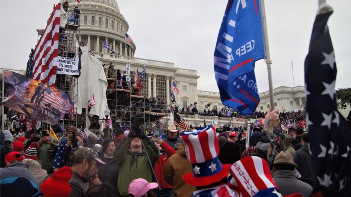 Journalists won't be allowed to wear bulletproof vests to Capitol for Inauguration Day: report