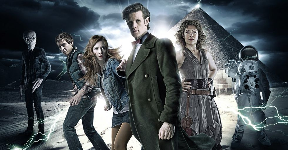 30 Things You Never Knew About Doctor Who