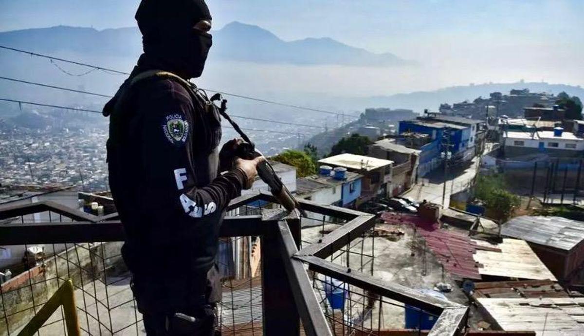 Activists claim Venezuela police 'massacre' killed 23 people