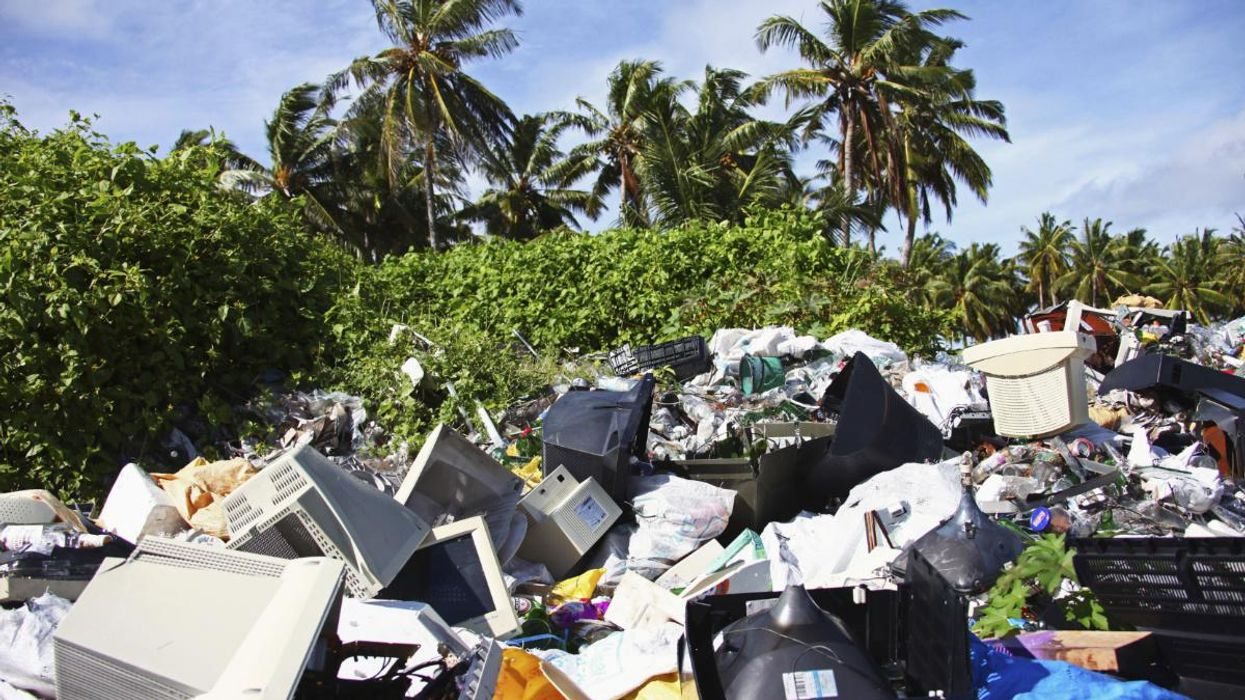 E-Waste Management Is Not Keeping Pace With Consumer Electronics