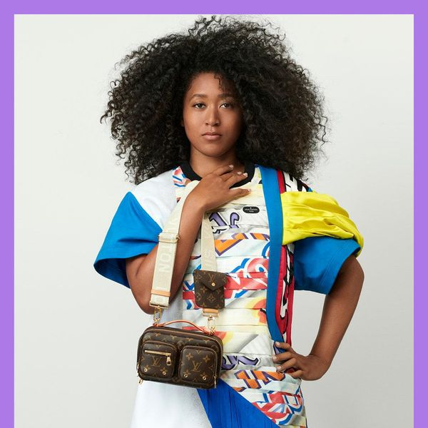 Naomi Osaka Lands Her First Major Fashion Campaign for Louis Vuitton