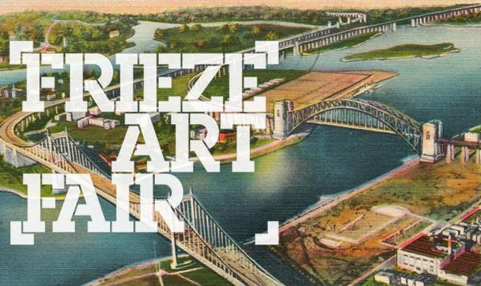 Frieze New York Kicks Off May 2nd With Martha Wainwright + Mark Ronson