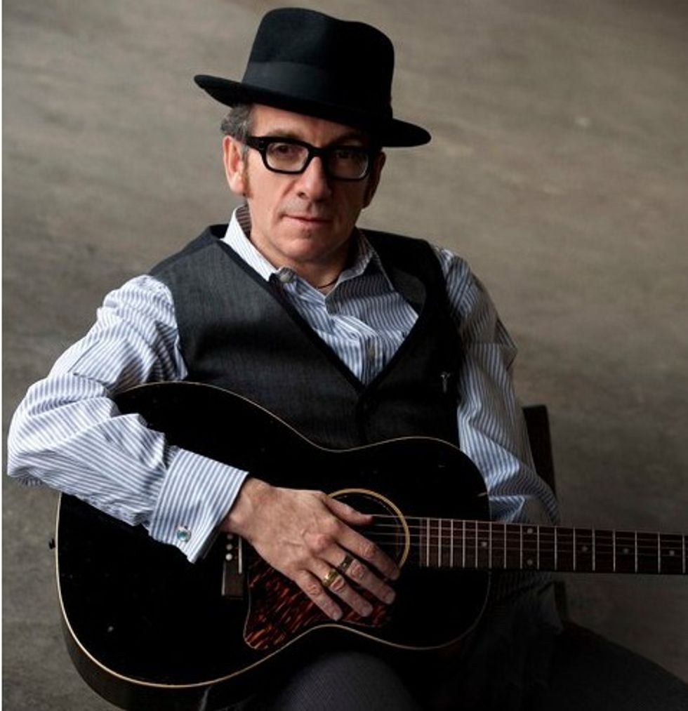 Hot Ticket: Elvis Costello at the Food & Wine Classic in Aspen