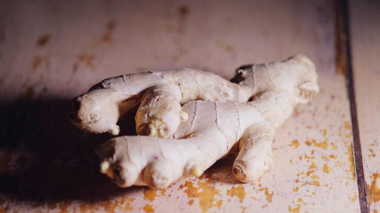 Ginger may guard against the progression of some autoimmune diseases