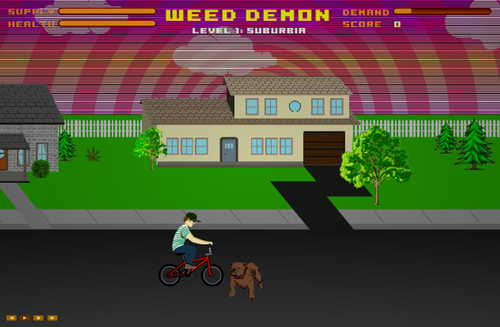 Play Wavves, Mishka and VICE's Weed-Dealing Video Game