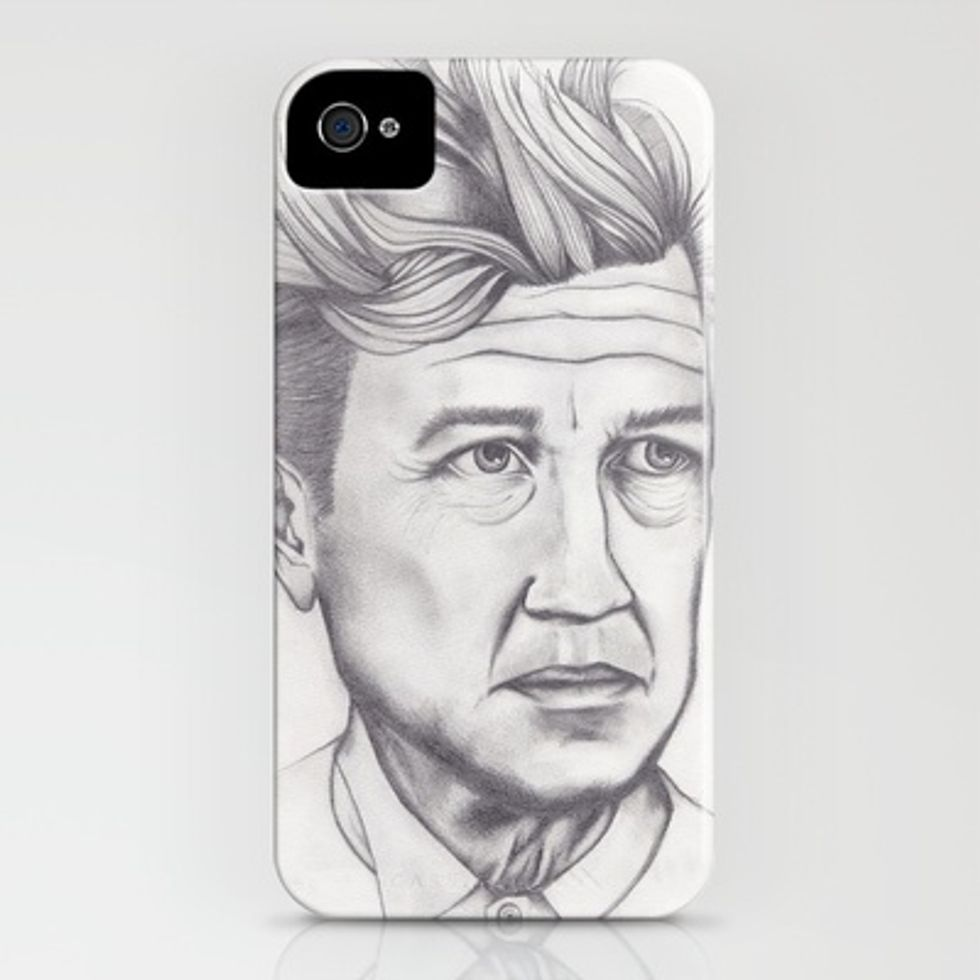 5 Under $50: Pizza Plates, a David Lynch iPhone Case + a Thumb Drive