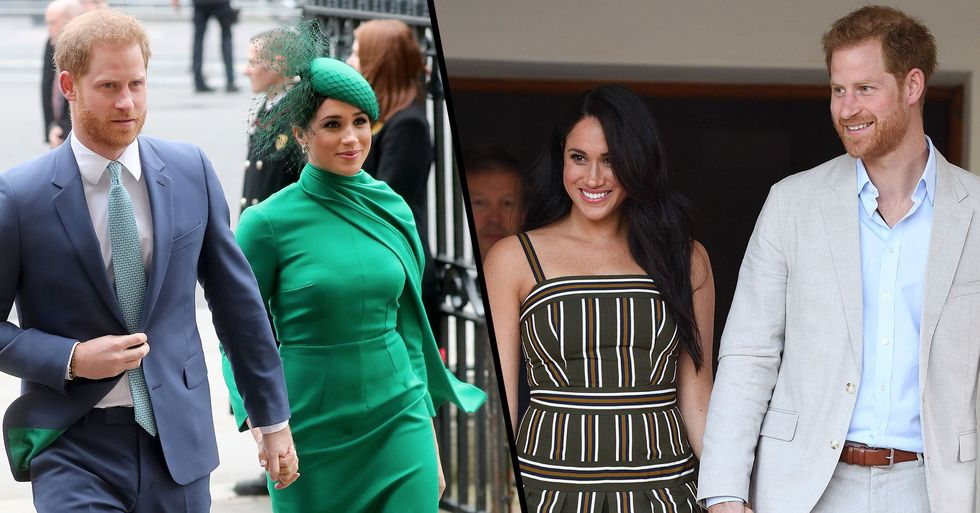 Harry And Meghan Trolled For Their 'Ridiculous' Virus Advice