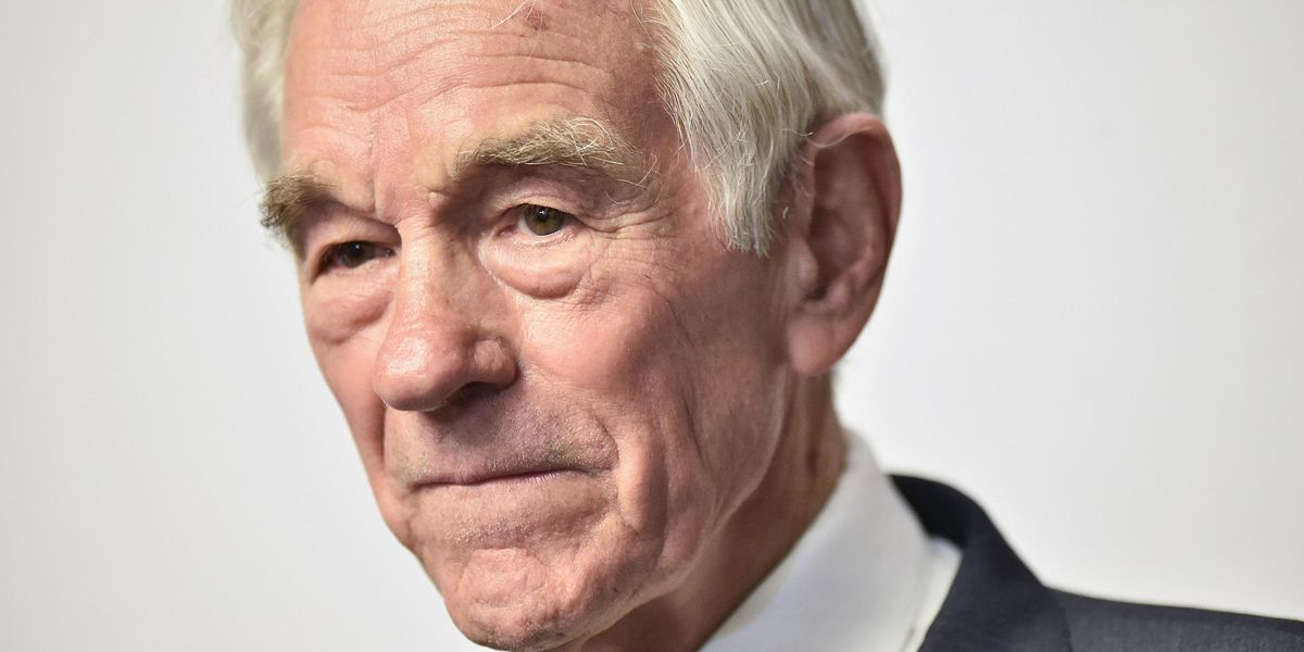 Facebook Locks Ron Paul Out of His Account for Violating 'Community Standards'
