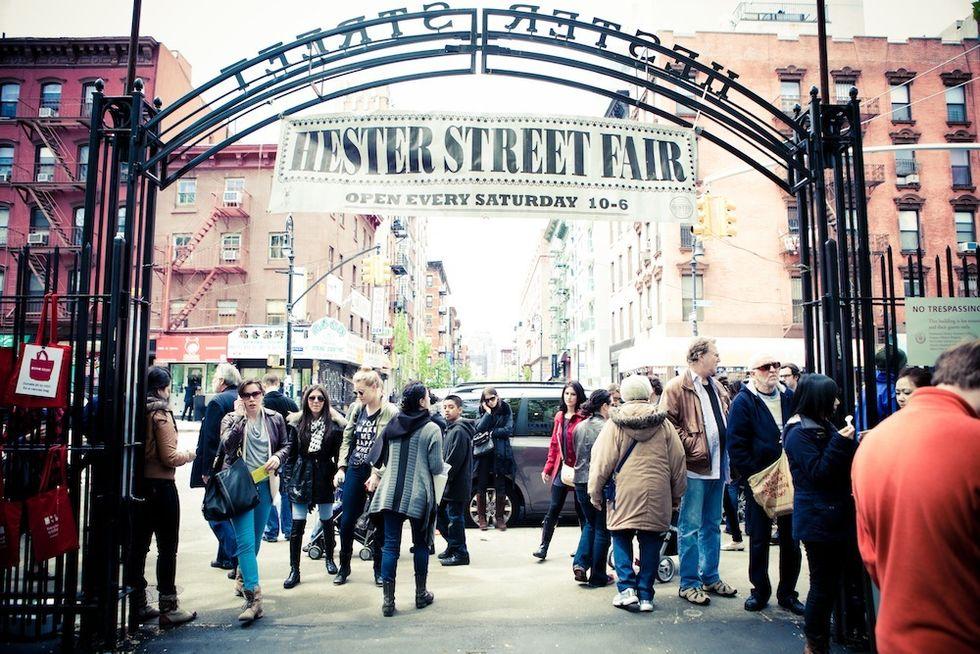 Scenes From Opening Weekend of Hester Street Fair