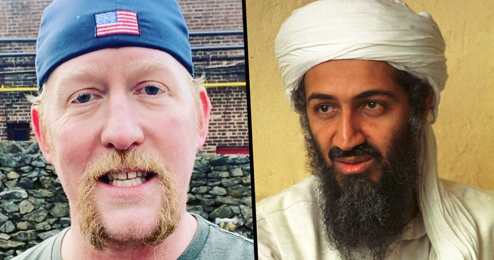 Man Who Shot Osama Bin Laden Relives the Moment he Killed Him on TikTok