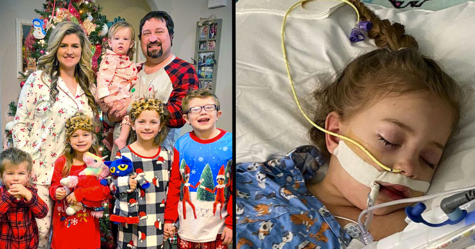 Mom Warns Parents After 5-Year-Old Daughter Contracts Rare Complication From COVID-19