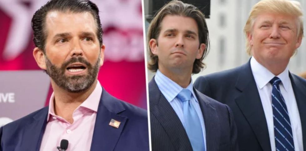 Donald Trump Jr Says World Is Laughing At United States After Donald Trump Twitter Ban