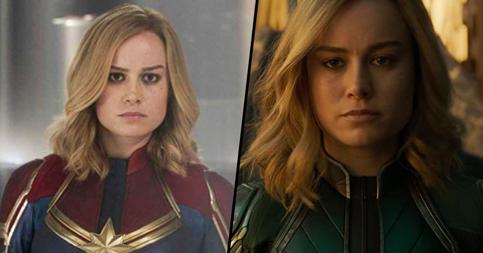 Brie Larson Says That 'Captain Marvel 2' Is 'Gearing Up'