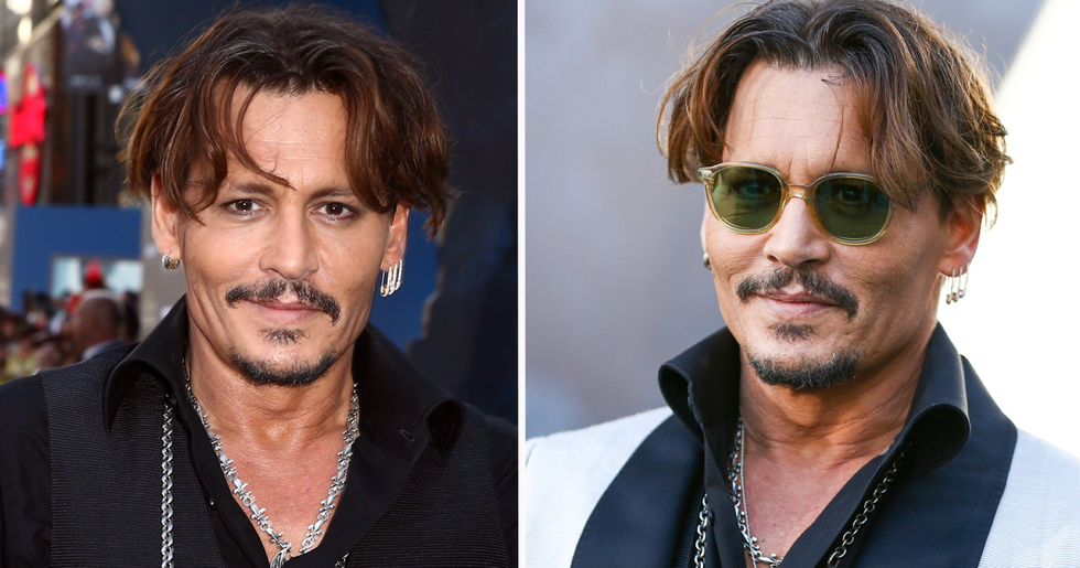 Woman Reportedly Breaks Into Johnny Depp's Home